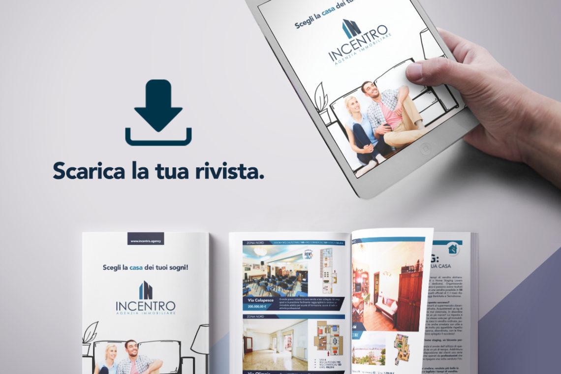 È arrivata la nuova rivista diInCentro!