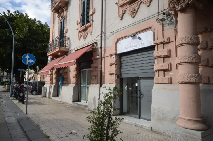 Via C. Battisti – Locale commerciale 30 mq